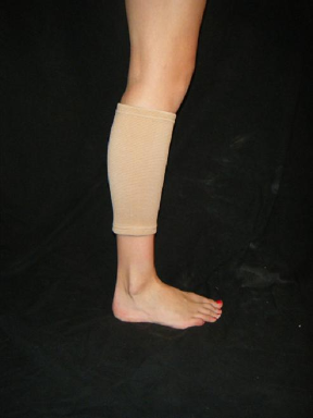 4-WAY STRETCHING ELASTIC CALF SUPPORT